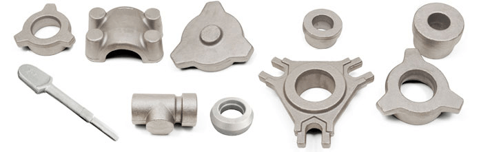 application of investment casting