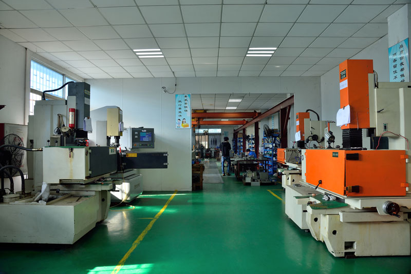EDM Machining Workshop