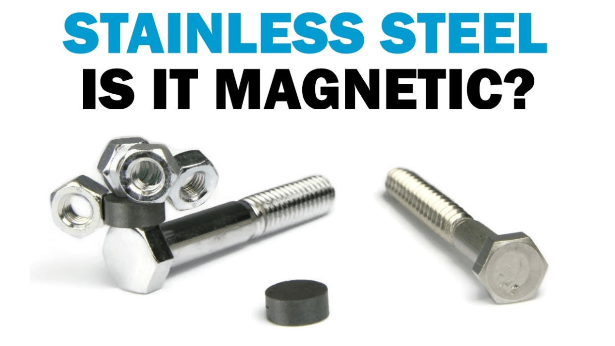 Is stainless steel magnetic