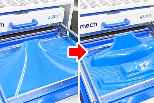 What is Vacuum Forming