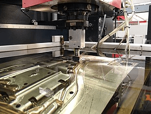Electrical Discharge Machining