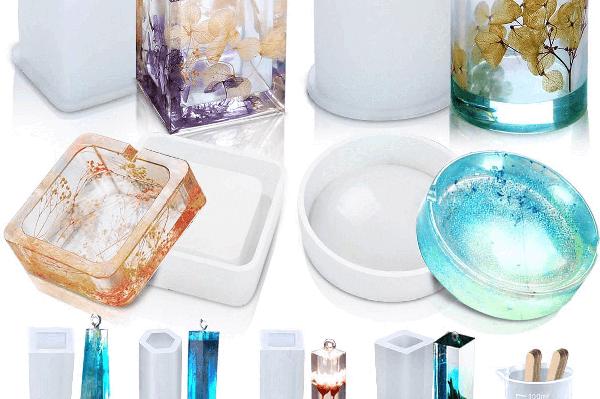 resin molds