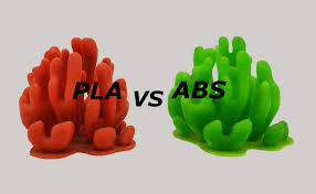 Difference Points of PLA vs ABS