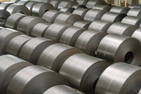 Cold-rolled steel