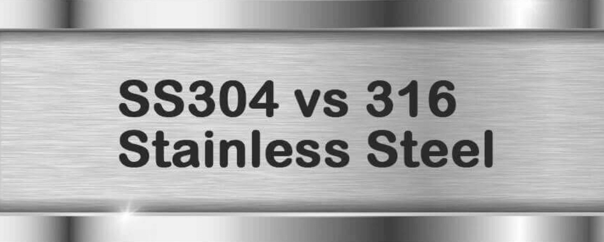 304 vs. 316 stainless steel