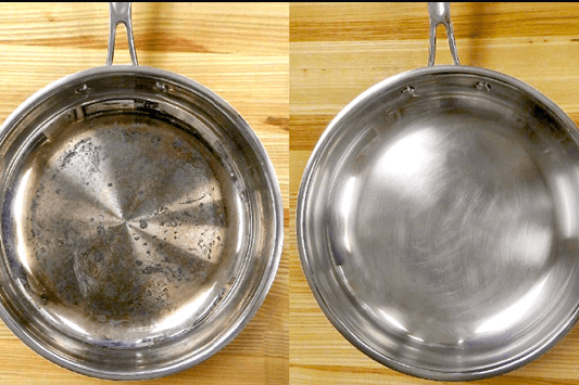 Why Does the Stainless Steel Tarnish?