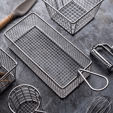 Food grade stainless steel mesh