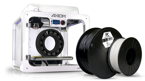 Polycarbonate 3D Printing