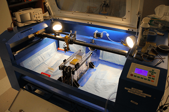Industrial SLS Printers