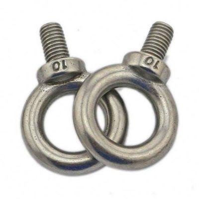 lifting eye bolts