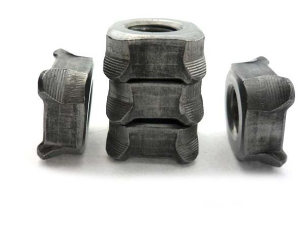 Stainless steel weld nuts