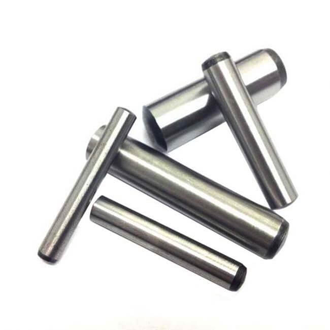 Metric dowel pins