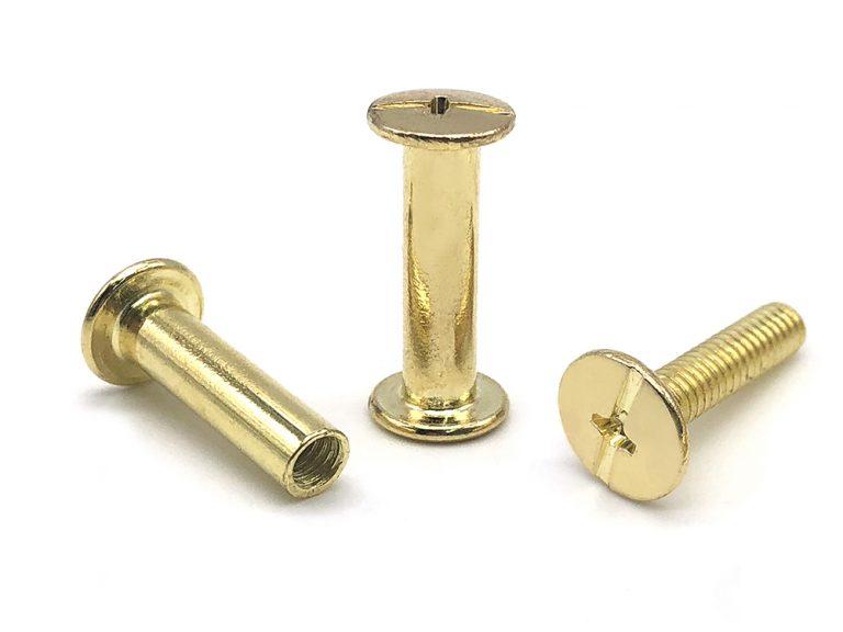 copper chicago screws