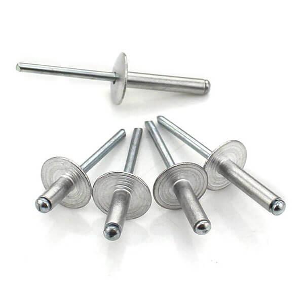 Aluminium blind rivets