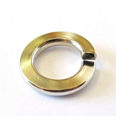 copper spring washers