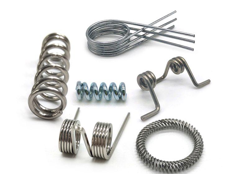 micro compression springs