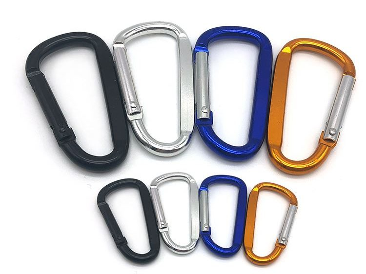stainless steel carabiners