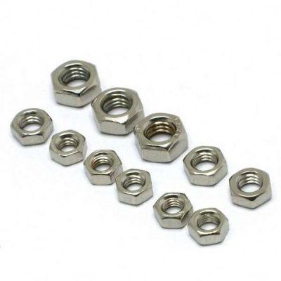 galvanized hex nuts