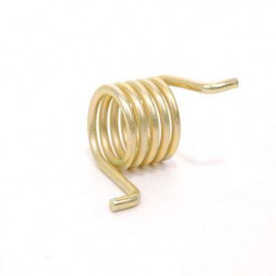 brass torsion springs