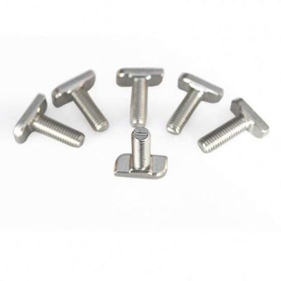 metric t bolts
