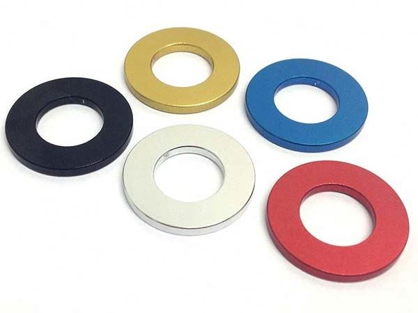Large flat washers