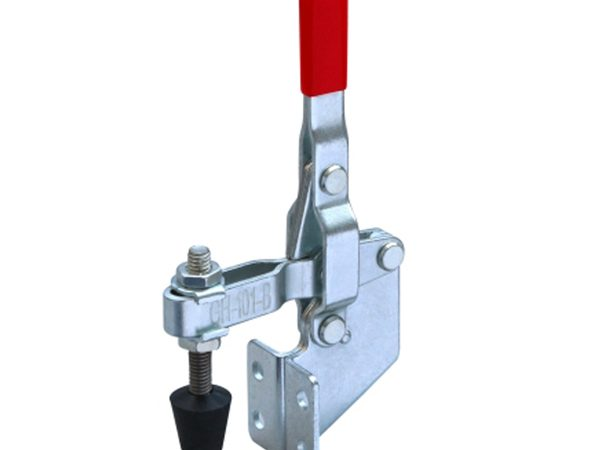 GH101B galvanized vertical toggle clamps