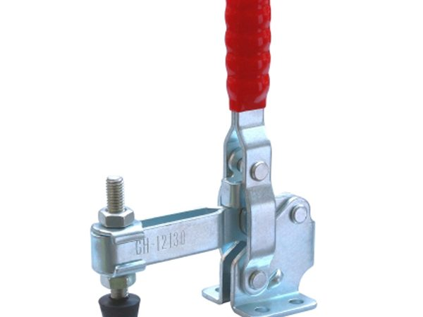 GH12130 carbon steel vertical toggle clamps