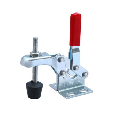 GH13009 galvanized vertical clamps