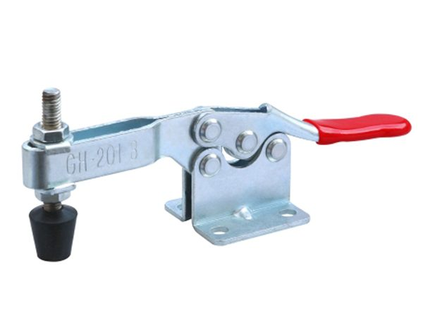 GH201B Galvanized horizontal toggle clamps