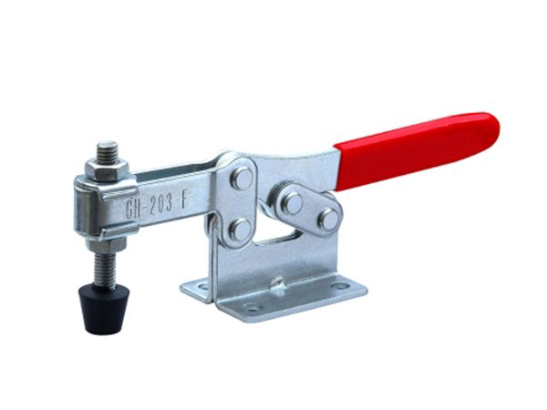 GH203F Carbon steel horizontal toggle clamps